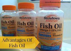 Advantages Of Fish Oil