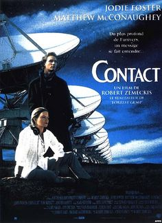 1997 Contact ... the Future Draws Near. A very good movie.