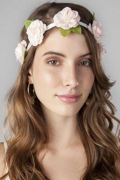 Rosemont Flower Head Wrap