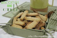 Flor de Sal: Biscoitos de canela
