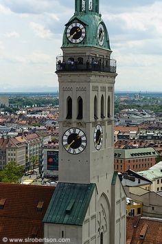 Munich St. Peter's Church