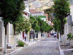 Pythagorio- Samos- Greece.