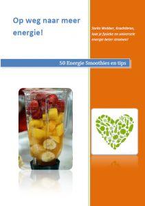 """Gratis ebook Groen Smoothies """"Op weg naar meer energie"""". In dit E-Book staan 50 heerlijke Smoothies recepten en waardevolle tips, voor een gezonder en energieker leven. Ik leg heel veel uit over het gebruik van allerlei ingrediënten, hoe dingen te combineren zijn, wat lekker is waarin, welke volgorde etc. … Lees verder →"""