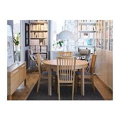 20 Best Ikea Bjursta Dining Table Images Table Ikea Dining