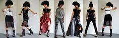 Rebel Fashion, Harem Pants, Fashion Jewelry, Harem Trousers, Trendy Fashion Jewelry, Harlem Pants, Costume Jewelry, Stylish Jewelry