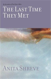 anita shreve - the last time they met