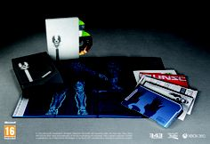 Halo 4 Collectors Edition -  Check out the assortment of goodies that comes in Halo 4's collector's edition at http://rankupgaming.com/halo-4-limited-edition/#