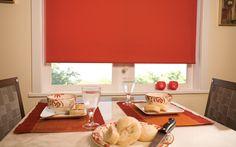 Crimson Roller From £8.20  #Direct #Roller #Blinds #Blackout