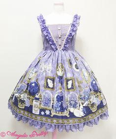 Angelic Pretty - Mercator Antique Shop JSK