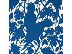 Kitchen wallpaper - Brunschwig & Fils BOCA CHICA(POSITIVE) ON PAPER BOCA BLUE ON WHITE BR-69527.222 - Brunschwig & Fils - Bethpage, NY, BR-69527.222,Brunschwig & Fils,Print,Print,Light Blue, White,Blue, White,Up The Bolt,Contemporary,USA,Contemporary,Wallcovering,Yes,Brunschwig & Fils,No,BOCA CHICA(POSITIVE) ON PAPER BOCA BLUE ON WHITE