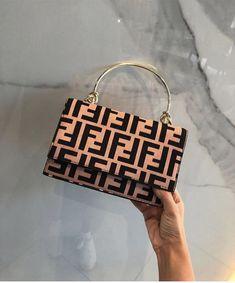 bags and purses + Fendi Luxury Purses, Luxury Bags, Luxury Handbags, Bollywood Sari, Fashion Bags, Fashion Handbags, Fashion Fashion, Fashion Spring, Runway Fashion