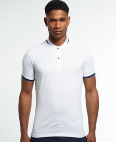 Superdry IE Baseball Polo Shirt