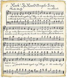 7 best images of free printable christmas carols sheet music free printable sheet music printable vintage christmas music and christmas carol sheet music - Christmas Music Free