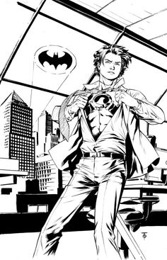 Tim Drake - Red Robin by Marcus To *