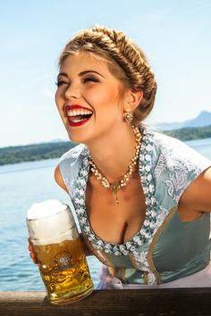 Tian van Tastique High Fashion Bridal Luxuy Dirndl Couture made in Bavaria Munich Oktoberfest, Stunning Women, Beautiful, Beer Girl, Beer Poster, Dirndl Dress, German Fashion, Beer Festival, Ale