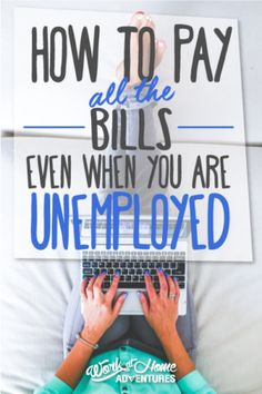 Easy ways to make extra money when unemployed