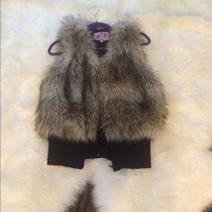 Juicy couture fur vest. Perfect condition. Worn once Juicy Couture Jackets & Coats Vests