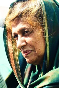 Yasmeen Lari - Pakistan's first female architect