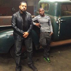 Sequel Already Planned for Ice Cube/Kevin Hart Film 'Ride Along'