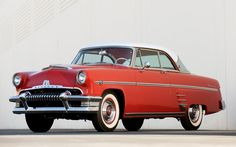 Desktop Background - 1953 mercury monterey coupe