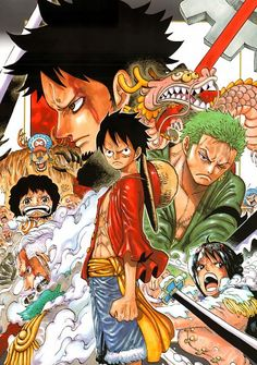 'One Piece' Reunites More Straw Hats One Piece Series, One Piece World, One Piece 1, One Piece Manga, Monkey D Luffy, Trafalgar Law Wallpapers, One Piece English, Anime D, One Piece Images