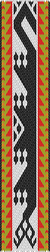 Muster  5 - Persa -  Bakhtiyari