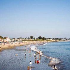 America's Best Little Beach Towns | Travel + Leisure, Santa Cruz, CA