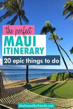 Maui Hawaii, Hawaii Honeymoon, Visit Hawaii, Hawaii Vacation, Hawaii Travel Guide, Usa Travel Guide, Travel Usa, Travel Guides, Maui Travel