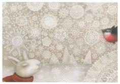 'Magic Winter' (Daria Gerasimova) by Catherine Zarip