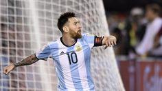 #Fútbol: Con penal de Messi Argentina revive ante Chile