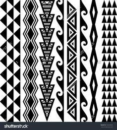 Hawaiian Tribal Tattoo Designs Photos and Ideas on Collection Of Tribal Shark Island Tattoo Desi Hawaiian Tribal Tattoo Design Sample Maori Tattoos, Marquesan Tattoos, Samoan Tattoo, Filipino Tattoos, Borneo Tattoos, Sleeve Tattoos, Tatoos, Belly Tattoos, Warrior Tattoos