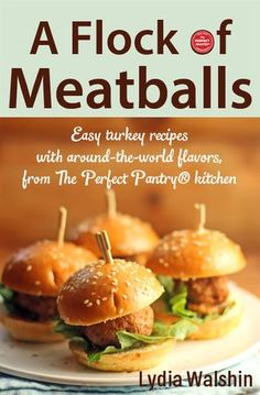 Five things I love about e-cookbooks, and a recipe for Afghan-style pumpkin turkey meatballs, from my brand new book {The Perfect Pantry}