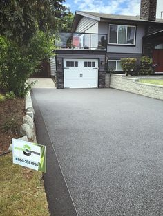 Make a great first impression with your driveway!