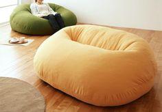 Gigantic japanese floor pillows