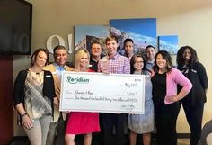 Big shout out to the entire team at @veridiancu for this fundraiser to benefit C4H! Thank you for making a difference in our community! #Chariots4Hope #thankyou #ourcommunity #omaha #peoplehelpingpeople https://www.instagram.com/p/BVX861ahCB8/ via http://www.chariots4hope.org