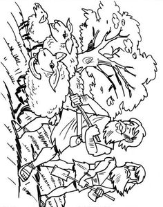 cain and abel coloring sheet jesus and kidz the worlds number one childrens bible story site