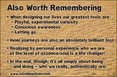 Life quote picture by Soren Lauritzen: More things worth remembering. Sand pattern.