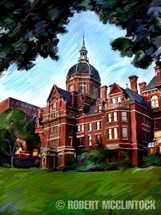 Johns Hopkins, Baltimore