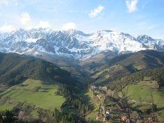Picos de Europa y Comarca de Liébana. Medio Natural | Grupo de Acción Local Liébana