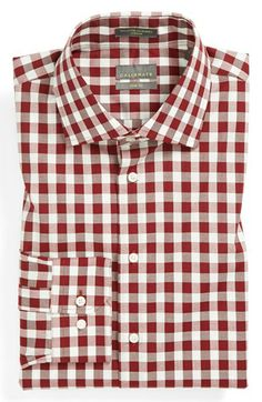 Calibrate Gingham Shirt - I like the pattern but this brands sleeves are a little too short