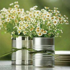 Note to self : make those daisys from the garden flower for the wedding!