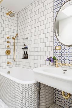 These Very Different Bathrooms All Have One Big Thing in Common
