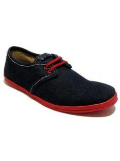 Línea Feel Mezclilla - Zapatos para Hombre en el bazar en Línea - Snob Cultural