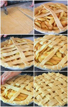 Favorite Homemade Pie Crust recipe - always turns out so flaky and delicious!
