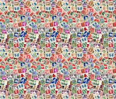 Canada fabric by koalalady on Spoonflower - custom fabric