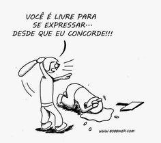 EDGAR RIBEIRO: HEI! GOVERNADOR! NÃO DEIXE SEUS AGENTES AVACALHARE...
