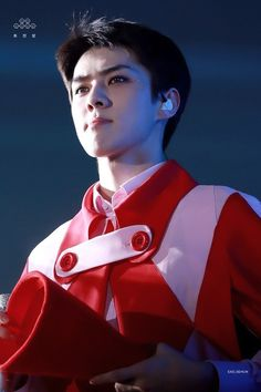 We Heart It | sehun and exo