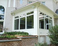 For porch - Exterior PVC Wainscot: Raised & Recessed Panel PVC Wainscot