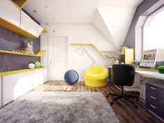 15 Funky Teen Bedrooms Design Ideas That Any Teenager Will Love   DesignRulz.com