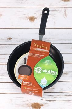 * Ecolution Symphony Fry Pan Giveaway - The deadline to enter is May 3rd, 2015 at 11:59:59 p.m. Eastern Time.